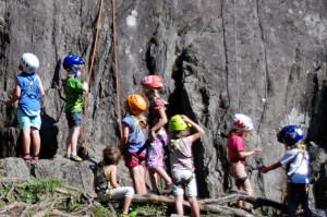 dzieci skały