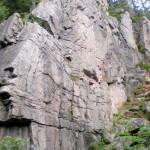 krucze skały