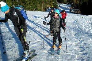 skitouring widget